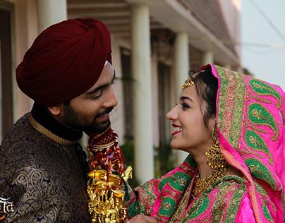 Sheen X Arunjeet | Wedding | Feb '17