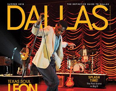 Dallas Hotel Magazine - Texas Soul Leon Bridges