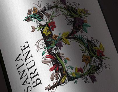 Santa Brune - Packaging design