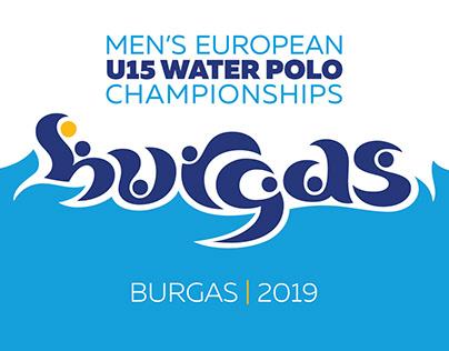 Water Polo Championship / Identity & Print Design