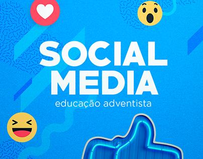 Social Media Educação Adventista