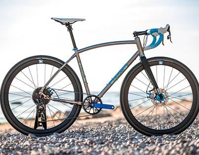 Wittson titanium gravel bicycle Effugio 255