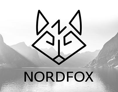 NORDFOX logo&stickers