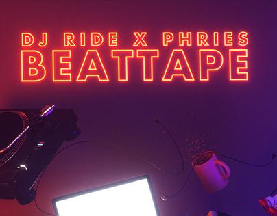 Dj Ride x Phries - BEATTAPE #1