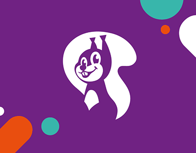 Brand identities of the Julia the Squirrel Foundation