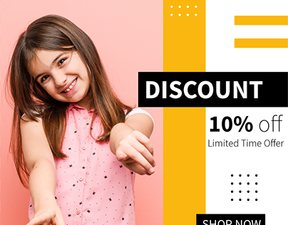 Carousel Social Media Images - Discount Offer