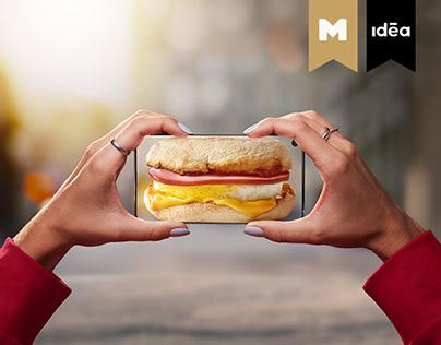 McDonald's - Mobile App