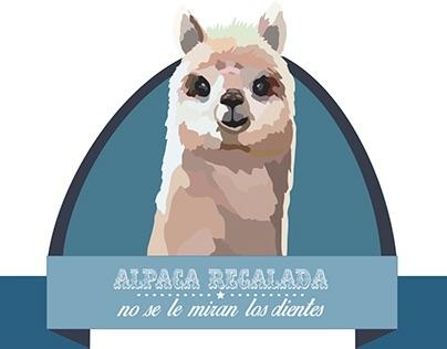 """Ilustración digital para campaña """"Curvo al Cajas"""""""