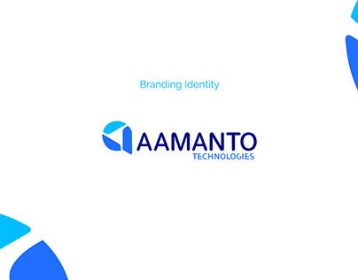 Aamanto Technologies Branding