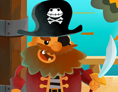 Captain Maths by Chocolapps - Kids app
