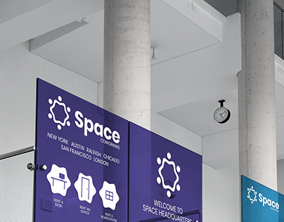 Space Coworking - Conecpt