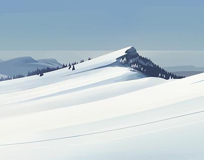 Paysages hivernaux