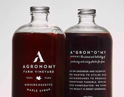 Agronomy Farm Vineyard: The Syrup Story