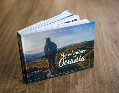 Travelbook - My adventure in Oceania