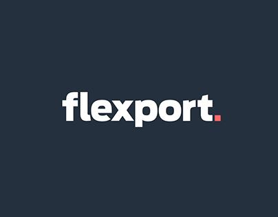 Flexport Branding