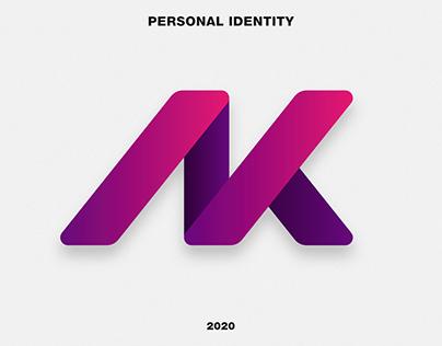 Personal Logo & Identity | Artem Kalinichenko