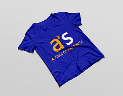 T-Shirts design with logo and texture