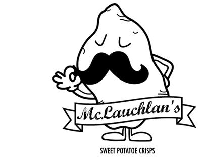 McLauchlan's Sweet Potato Crisps