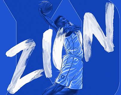 ZION WILLIAMSON-DUKE ILLUSTRATION