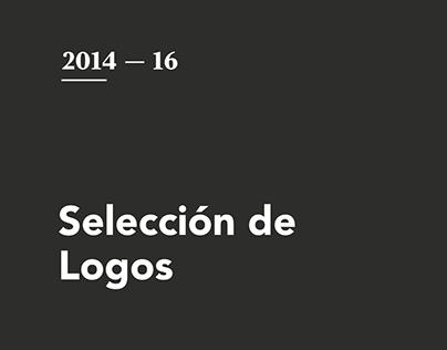 Selección de Logos 2014-16
