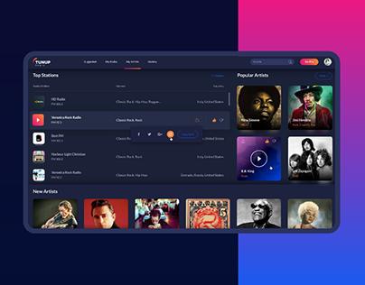 Online Radio & Music Player