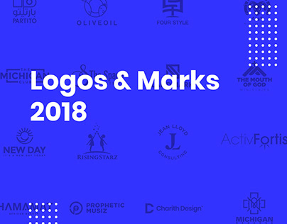 Logos & Marks 2018 Collection