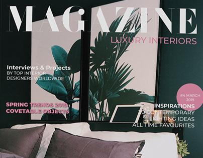Magazine - Interior Design