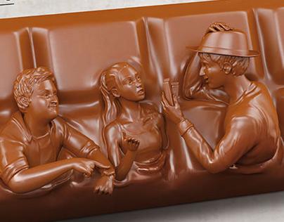 Campaña Savoy Nestlé