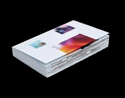 'Platform 10: Live Feed,' Book Design
