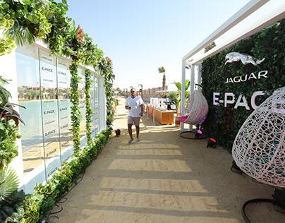 Jaguar E-Pace Launch Event