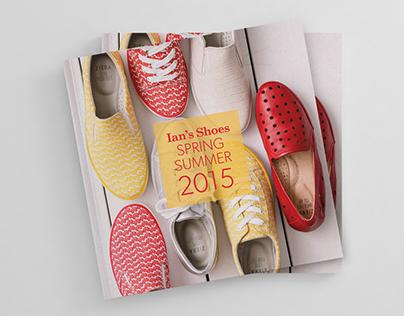 Ian's Shoes Spring/Summer 2015 Catalogue