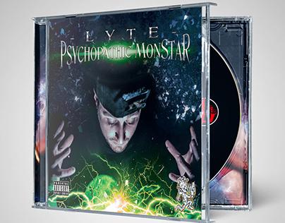 Lyte - Psychopathic MonStar - Album art