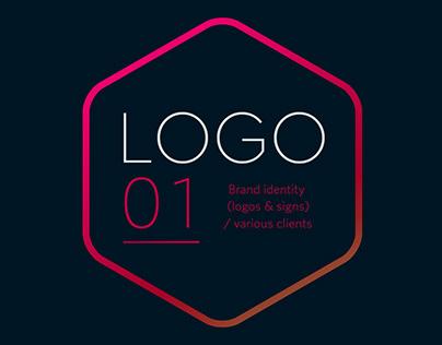 Logo set / 01