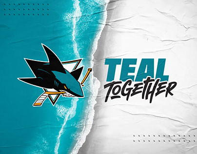 San Jose Sharks | Teal Together 2020-21