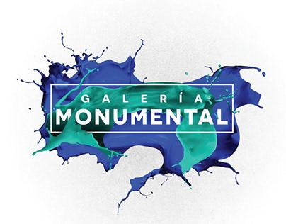 Web Galería Monumental