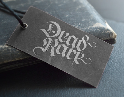 Logo Design: Dead Rare