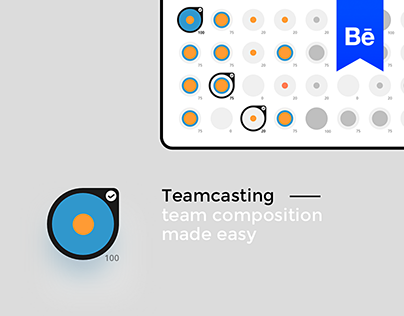 Teamcasting - team composition made easy