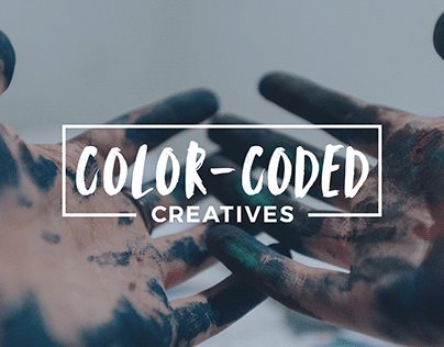 Color-Coded Creatives Branding