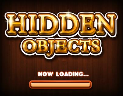 Game UI: Hidden Object