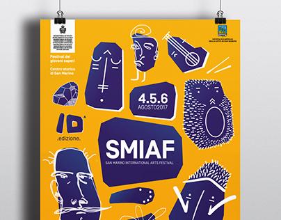 SMIAF / San Marino International Arts Festival, 2017
