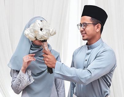 Engagement Faris & Suraya