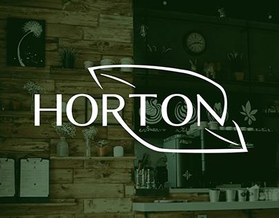cafe-pastry shop horton ― brand design & packaging