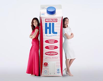 MARIGOLD HL Milk thematic campaign
