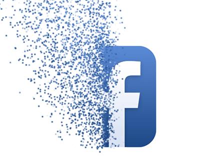 Vanishing Facebook
