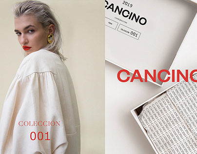 CANCINO Branding + Ad Campaign Project