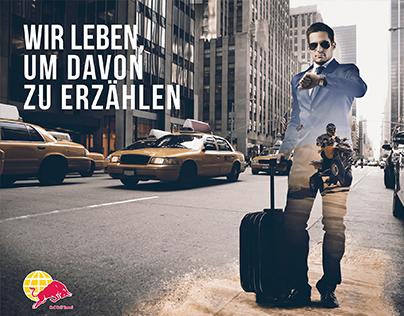 Red Bull Travel – We live, to tell about it