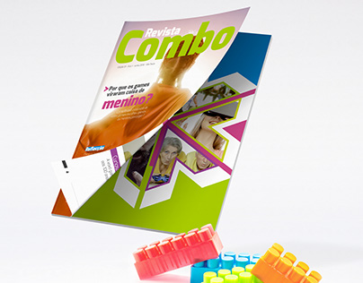 Revista Combo - DreamBox (2016)