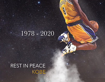 Poster Design - Kobe Bryant