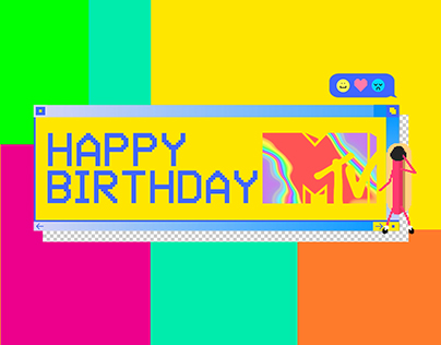 MTV HAPPYBIRTHDAY 2016 - MTV VIETNAM
