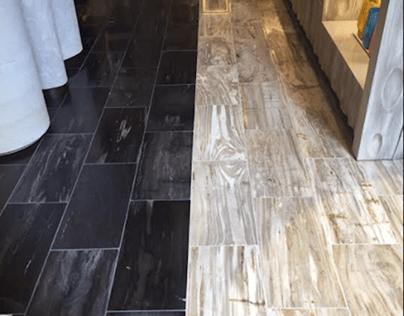 Petrified Wood Flooring